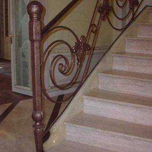Перила для лестницы ХК-ПР-97