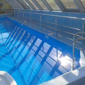 Лестница в бассейн Н-БЛ-10