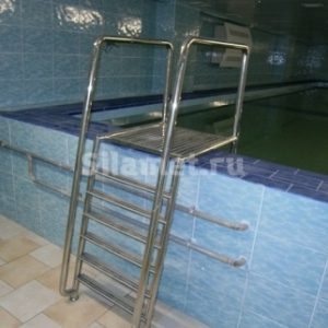 Лестница в бассейн Н-БЛ-13