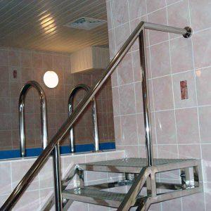 Лестница в бассейн Н-БЛ-14