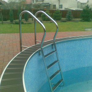 Лестница в бассейн Н-БЛ-18