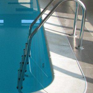 Лестница в бассейн Н-БЛ-20