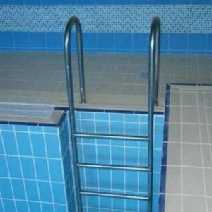 Лестница в бассейн Н-БЛ-23