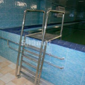 Лестница в бассейн Н-БЛ-25