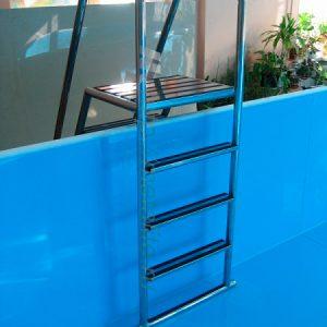 Лестница в бассейн Н-БЛ-3