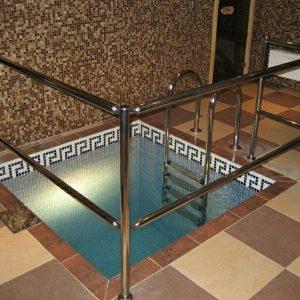 Лестница в бассейн Н-БЛ-6