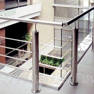 Ограждение балкона Н-ОБ-10