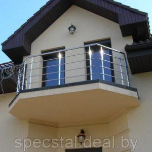 Ограждение на балкон Н-ОБ-11