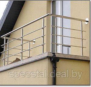 Ограждение для балкона Н-ОБ-12