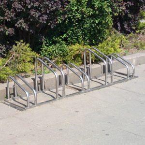 Велопарковка на 5 мест Н-ВЕ-10