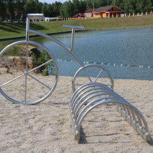 Велопарковка на 6 мест Н-ВЕ-2