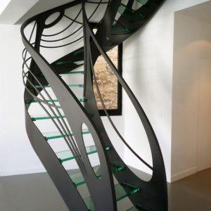 Винтовая лестница Р-ЛВ-1