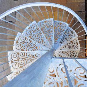 Винтовая лестница Р-ЛВ-4