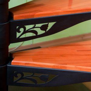 Винтовая лестница Р-ЛВ-7