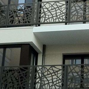 Ограждение балкона Р-ОБ-36