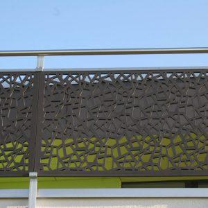 Ограждение балкона Р-ОБ-37