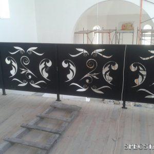 Ограждение балкона Р-ОБ-45