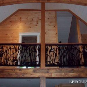 Ограждение балкона Р-ОБ-48
