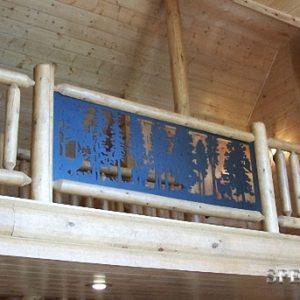 Ограждение балкона Р-ОБ-59
