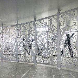 Стеновая панель Р-СП-1