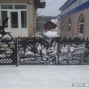 Ворота Р-В-12