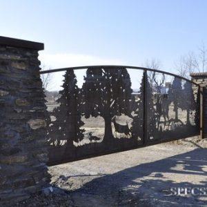 Ворота Р-В-16