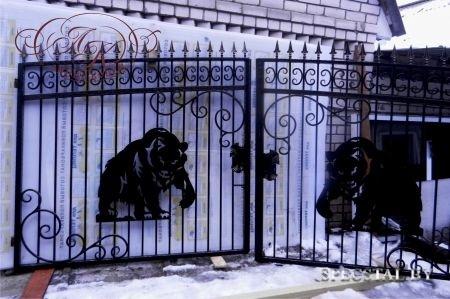 Ворота Р-В-20