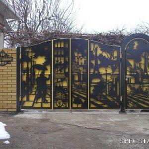 Ворота Р-В-29