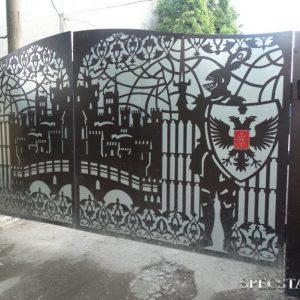 Ворота Р-В-30