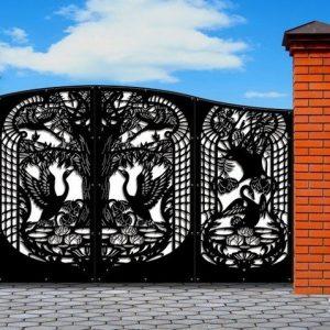 Ворота Р-В-33