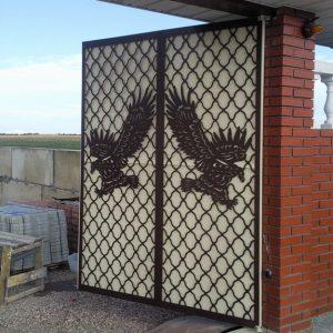 Ворота Р-В-44