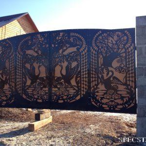 Ворота Р-В-50