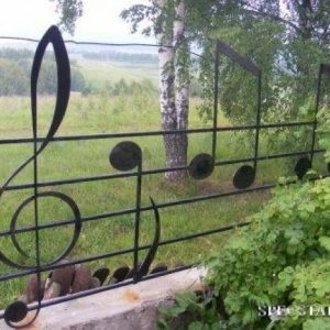 Забор Р-З-14